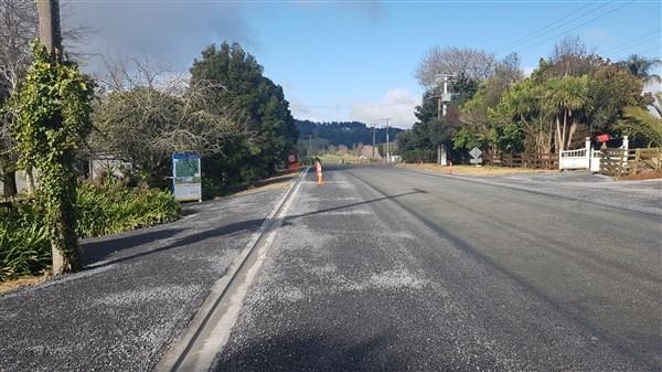 Commencement of Intersection upgrade