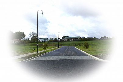 New road for 4 oaks towards end of construction period